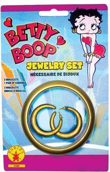 Betty Boop Jewelry Set
