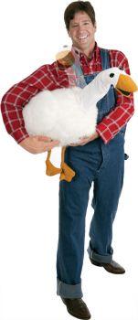 Big Fat Goose Arm Puppet