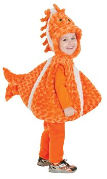 Big Mouth Clown Fish Costume - Toddler Large (2 - 4T)