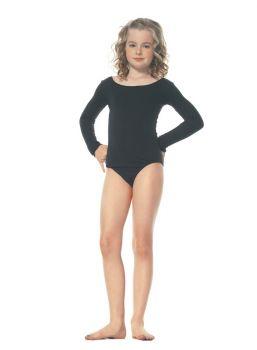 Bodysuit Child Bk Lg