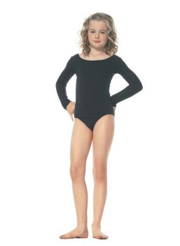 Child Bodysuit - Black - Child X-Large
