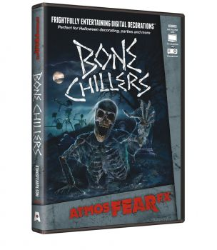 Bone Chillers DVD
