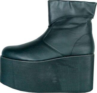 Boot Monster Black Men Lg
