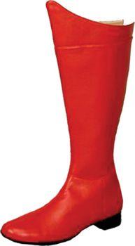 Boot Super Hero Red Men Med