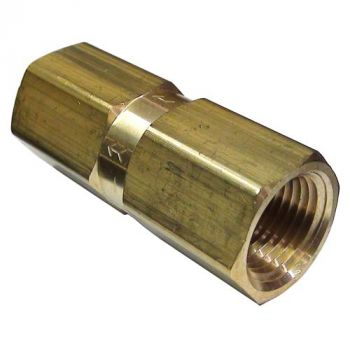 Brass Spring-Loaded Piston Check Valves