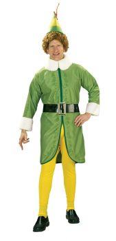 Buddy The Elf Adult Standard