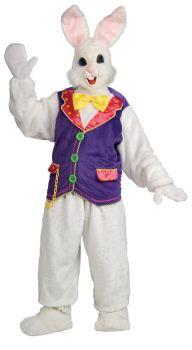 Bunny Adult Deluxe W Vest