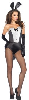 Women's Bunny Classic Costume - Adult Large