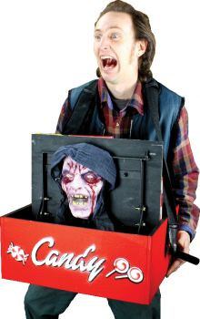 Candy Box Open