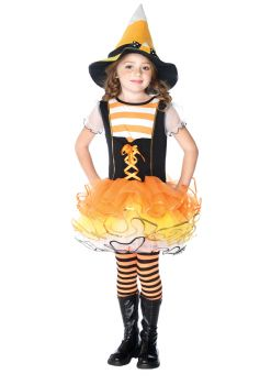 Candyland Witch Costume - Toddler (3 - 4T)