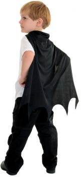 Cape Black Bat Child