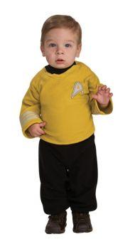 Captain Kirk Toddler 1-2
