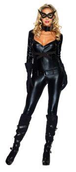 Women's Cat Girl Costume - Adult Large