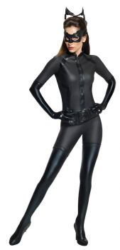 Women's Grand Heritage Catwoman Costume - Dark Knight Trilogy - Adult Small