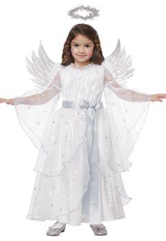 Girl's Starlight Angel Toddler Costume - Child (4 - 6)