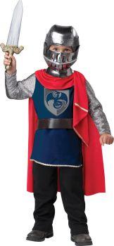 Gallant Knight Costume
