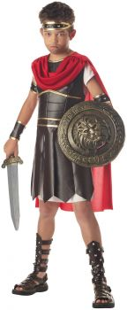 Boy's Hercules Costume - Child M (8 - 10)