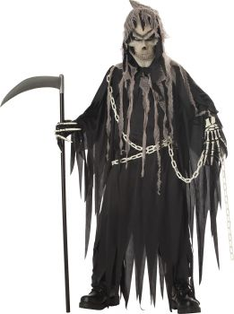 Boy's Mr. Grim Costume - Child XL (12 - 14)