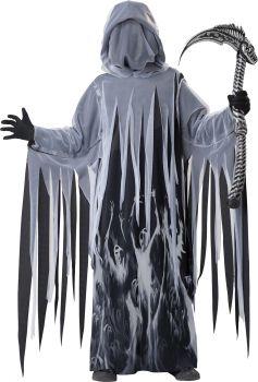Boy's Soul Taker Costume - Child XL (12 - 14)