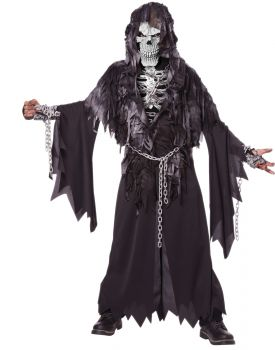 Boy's Evil Unchained Costume - Child M (8 - 10)