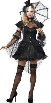 Women's Victorian Doll Costume - Adult XL (12 - 14)