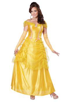 Women's Classic Beauty Costume - Adult L (10 - 12)