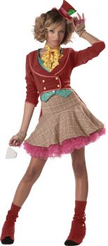 The Mad Hatter Costume - Junior L (11 - 13)
