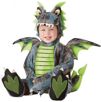 Darling Dragon Baby Costume - Toddler (18 - 24M)