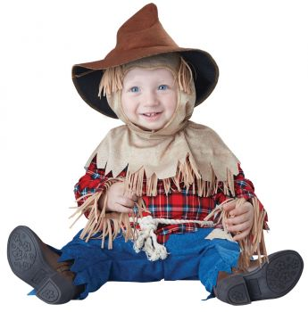 Silly Scarecrow Baby Costume - Toddler (12 - 18M)