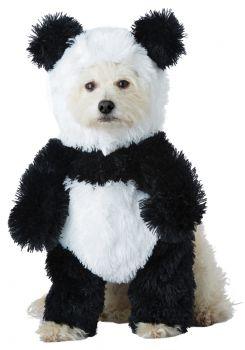 Panda Pouch Dog Costume - Pet Large