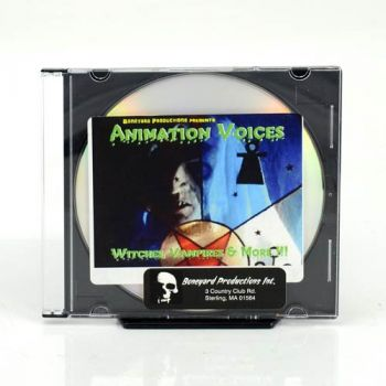 Animation Voices