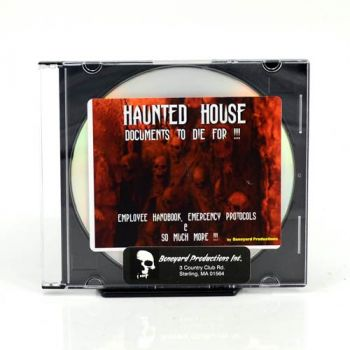 Haunted House Documents to Die For
