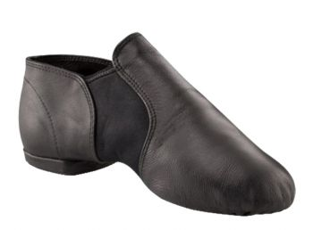 Child Jazz Ankle Boot - Black - Child Shoe 12M