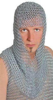 Chainmail Hood Long