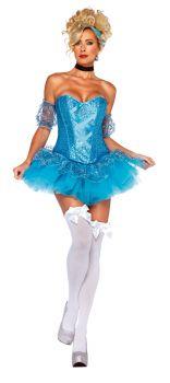 Cinderella Medium Adult 8-10