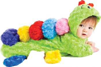 Colorful Caterpillar Bunt Inf