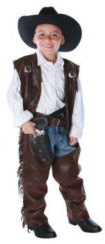 Cowboy Chaps - Child L (8 - 10)