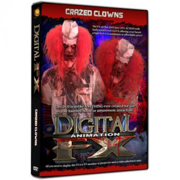 Crazed Clowns DVD