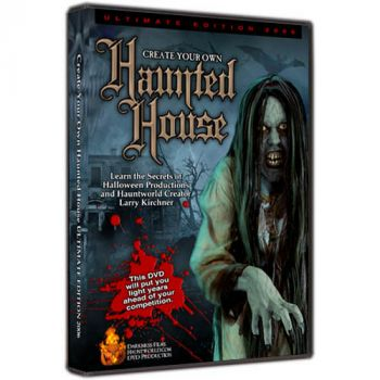 Create Your Own Haunted House DVD