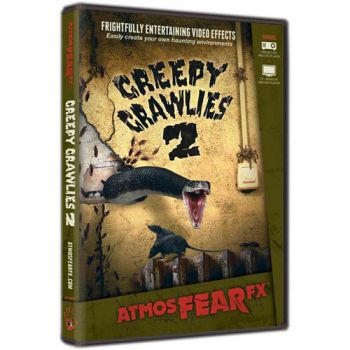 Creepy Crawlies 2 DVD
