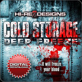 Cold Storage: Deep Freeze: Digital Download