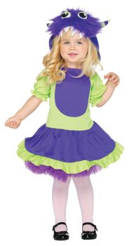 Cuddle Monster Costume - Toddler (3 - 4T)