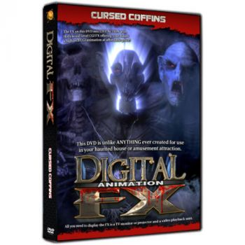 Cursed Coffins DVD