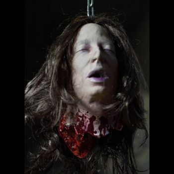 Severed head heather
