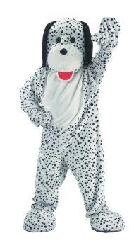 Dalmation Mascot Adult