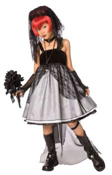 Dark Bride Child Large