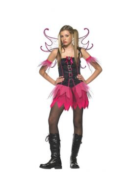 Teen Dark Pixie Costume - Teen S/M