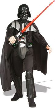 Men's Deluxe Darth Vader Costume - Star Wars Classic - Adult Large