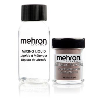 Metallic Liquid Powder - Bronze