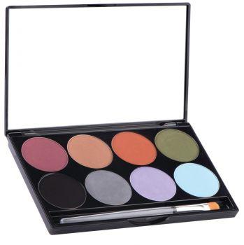 Intense Pro™ Pressed Pigment Palette - Earth